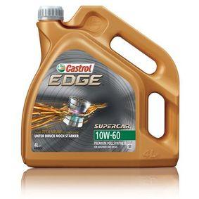 SAE-10W-60 Olio motore CASTROL 1595CD negozio online