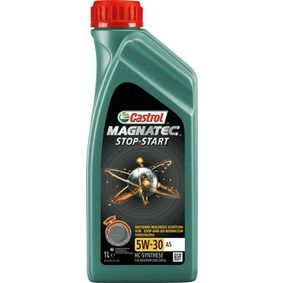 Engine Oil Magnatec, Stop-Start A5, 5W-30, 1l from manufacturer CASTROL 159A5F up to - 70% off!
