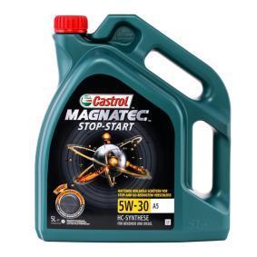 ACEA B5 двигателно масло (159A60) от CASTROL поръчайте евтино