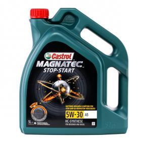 MAZDA Motorový olej (159A60) od CASTROL online obchod