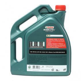 CASTROL двигателно масло Magnatec, Stop-Start E, 5W-20, 5литър FordWSSM2C948B, 0501CA107C27468821 експертни познания