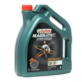 CASTROL Motorolie 4008177124358