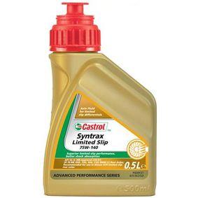 CASTROL Olej przekładniowy FL Artykuł №159B7B cena