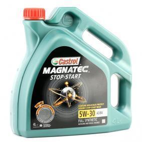 SKODA Motorový olej od CASTROL 159C11 OEM kvality