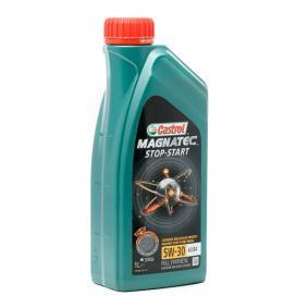 AUDI Motorový olej od CASTROL 159C13 OEM kvality