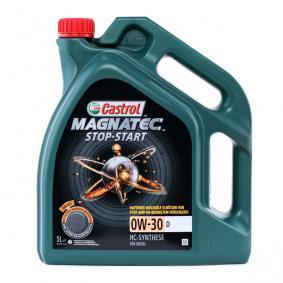 FORD Motorový olej od CASTROL 159C66 OEM kvality