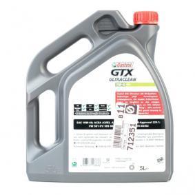 AUDI Motorový olej od CASTROL 15A4D5 OEM kvality