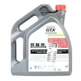 CHRYSLER Auto olie van CASTROL 15A4D5 van OEM kwaliteit