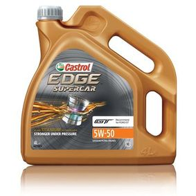 SAE-5W-50 Engine oil CASTROL 15A782 online shop