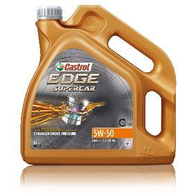 SAE-5W-50 Aceite de motor CASTROL 15A782 tienda online
