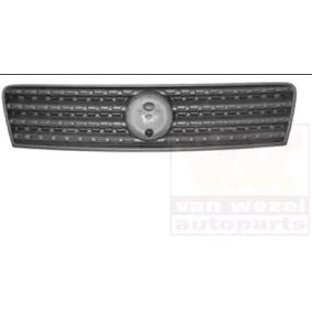 VAN WEZEL Front grill 1622518