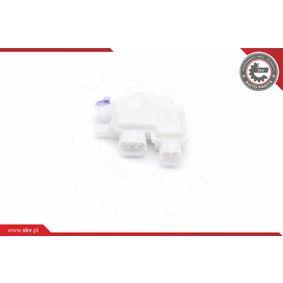 Accord VII Berlina (CL, CN) ESEN SKV Motor de cerradura de puerta 16SKV215