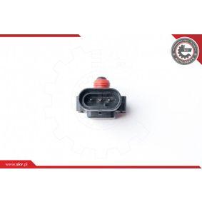 CLIO II (BB0/1/2_, CB0/1/2_) ESEN SKV Sensor, Saugrohrdruck 17SKV130