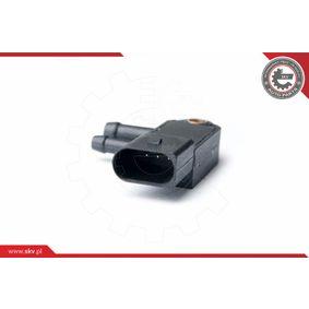 ESEN SKV VW GOLF Сензор, налягане изпускателен колектор (17SKV336)