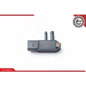 Сензор, налягане изпускателен колектор ESEN SKV (17SKV336) за VW GOLF Цени