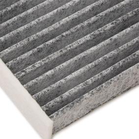 AUTOMEGA Air conditioner filter (180006110)