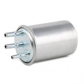 AUTOMEGA Filtro de combustible 180007410