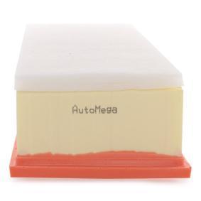 AUTOMEGA Motorluftfilter 180032010