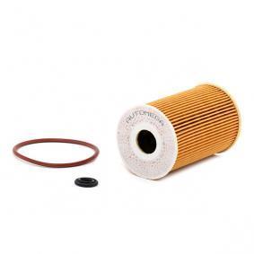 AUTOMEGA 180040710 Oil Filter OEM - 3L115466 AUDI, SEAT, SKODA, VW, VAG cheaply