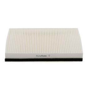 AUTOMEGA Cabin filter 180064210