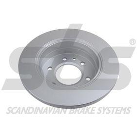 sbs Bremsscheibe 9064230012 für VW, MERCEDES-BENZ, SMART, CHRYSLER, RENAULT TRUCKS bestellen
