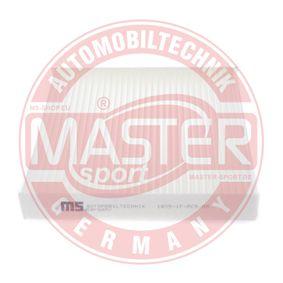 MASTER-SPORT Filter, Innenraumluft 15400PLMA02 für HONDA, ACURA bestellen
