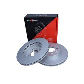 MAXGEAR Спирачен диск 45251SK7A10 за HONDA, LAND ROVER, ROVER, MG, ACURA купете