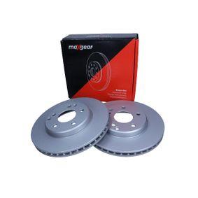 MAXGEAR Bremsscheibe A210421241264 für MERCEDES-BENZ bestellen