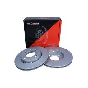 MAXGEAR Bremsscheibe 6N0615301F für VW, AUDI, SKODA, SEAT bestellen