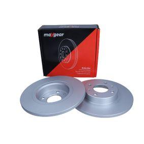 MAXGEAR спирачен диск 60808872 за FIAT, ALFA ROMEO, LANCIA, CHRYSLER купете