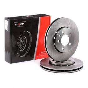 8Z0615301D für VW, AUDI, SKODA, SEAT, SMART, Bremsscheibe MAXGEAR (19-0774) Online-Shop