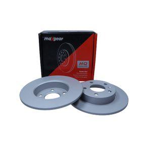 MAXGEAR Bremsscheibe 90575113 für OPEL, CHEVROLET, VAUXHALL bestellen