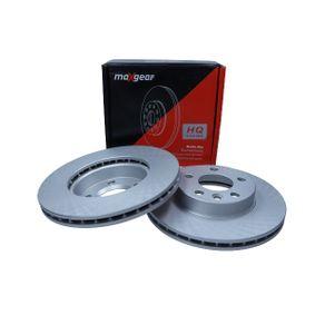 MAXGEAR Bremsscheibe 7D0615301A für VW, AUDI, SKODA, SEAT, PORSCHE bestellen