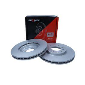 MAXGEAR Bremsscheibe 9117678 für OPEL, CHEVROLET, SUBARU, CADILLAC, ISUZU bestellen