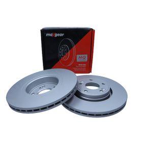 MAXGEAR Bremsscheibe 7701206614 für RENAULT, NISSAN, DACIA, RENAULT TRUCKS bestellen