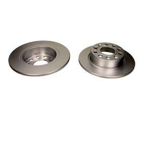 Bremsscheibe MAXGEAR Art.No - 19-0839MAX OEM: 1K0615601AB für VW, AUDI, SKODA, MAZDA, SEAT kaufen