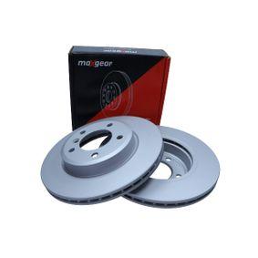 MAXGEAR Bremsscheibe 34116855152 für BMW bestellen