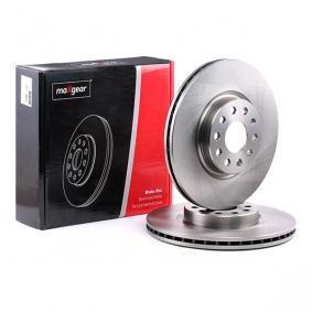 1K0615301AA für VW, AUDI, SKODA, MAZDA, SEAT, Bremsscheibe MAXGEAR (19-1044) Online-Shop
