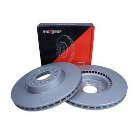 MAXGEAR Bremsscheibe 5C0615301B für VW, AUDI, SEAT, SKODA bestellen