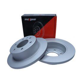 MAXGEAR Bremsscheibe 9064230012 für VW, MERCEDES-BENZ, SMART, CHRYSLER, RENAULT TRUCKS bestellen