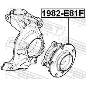 FEBEST Radlagersatz 31216765157 für BMW, MINI bestellen