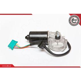 Wischermotor ESEN SKV Art.No - 19SKV013 OEM: 2028202308 für MERCEDES-BENZ, SMART kaufen