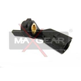 MAXGEAR Sensor, Raddrehzahl 20-0049