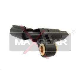 ABS Sensor MAXGEAR (20-0058) für VW GOLF Preise