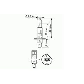 Glühlampe, Fernscheinwerfer 202037 Online Shop