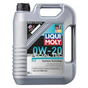Двигателно масло SAE-0W-20 (20632) от LIQUI MOLY купете онлайн