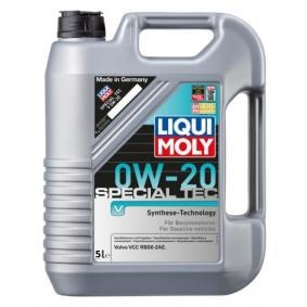 Engine Oil SAE-0W-20 (20632) from LIQUI MOLY buy online