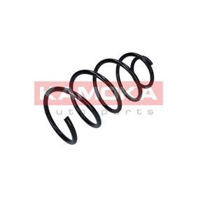 KAMOKA 2110286 Coil Spring OEM - 31336767365 BMW cheaply