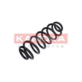 Fahrwerksfeder KAMOKA Art.No - 2120320 OEM: 3C0511115AF für VW, SKODA, SEAT kaufen