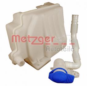 METZGER VW GOLF Съд за вода за стъкломиене / тръби (2140121)